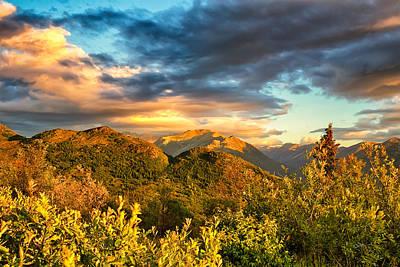 Chugach Mountains Photograph - Guest by Ed Boudreau