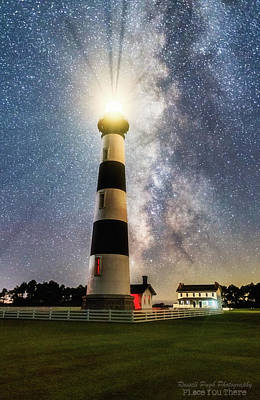 Photograph - Guiding Light by Russell Pugh