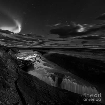 Photograph - Gullfoss by Gunnar Orn Arnason