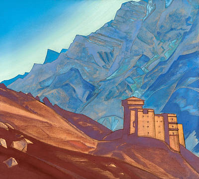 House Painting - Gundla by Nicholas Roerich