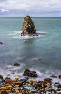 Photograph - Gwenfaens Pillar by Ian Mitchell