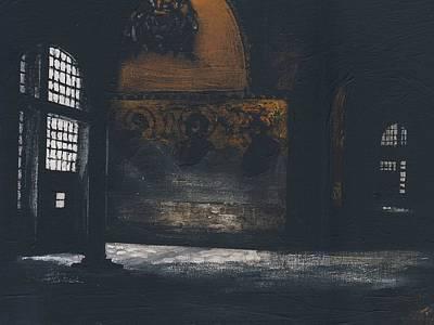 Hagia Sophia Original by John Garfitt