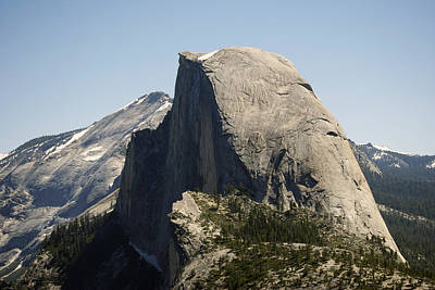 Photograph - Half Dome by Bransen Devey