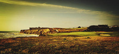 Photograph - Half Moon Bay Golf Course by Library Of Congress