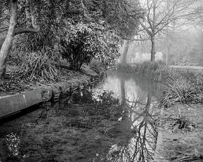 Photograph - Hampden Park, Eastbourne by Will Gudgeon
