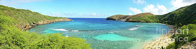 Photograph - Hanauma Bay  by Kristine Merc