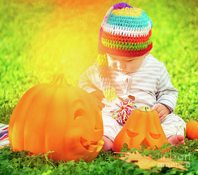 Photograph - Happy Halloween Holiday by Anna Om