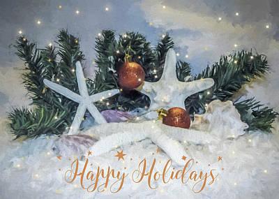 Photograph - Happy Holidays by Cathy Kovarik