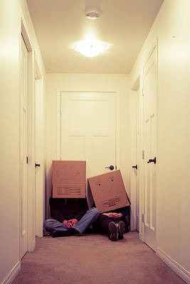 Photograph - Happy Moving by Yvette Van Teeffelen