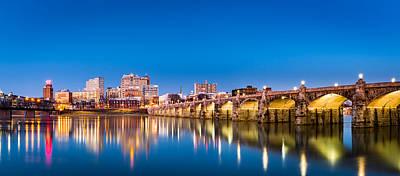 Photograph - Harrisburg, Pennsylvania by Mihai Andritoiu