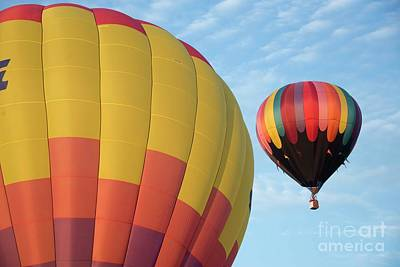 Photograph - Harvard Balloon Fest 12 by David Bearden
