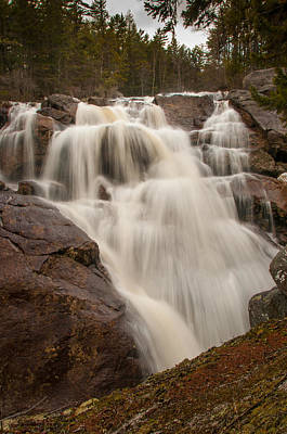 Photograph - Harvard Falls by Brenda Jacobs