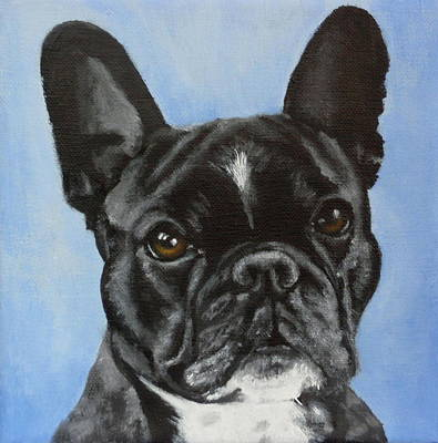 Painting - Harvey by Carol Russell
