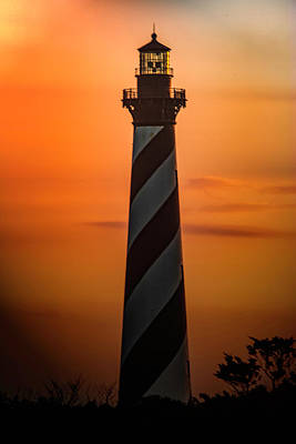 Photograph - Hatteras by Pete Federico