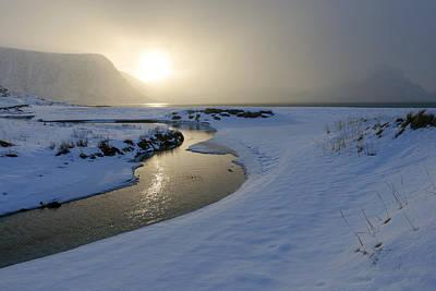 Photograph - Haukland Beach, Lofoten by Dubi Roman