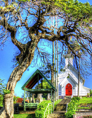 Photograph - Havi Church by Joe  Palermo