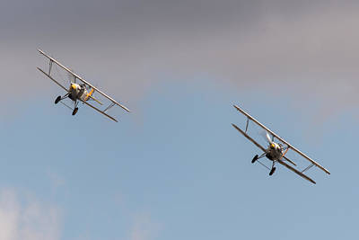 Photograph - Hawker Nimrods by Gary Eason