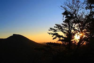 Photograph - Hawksbill Mountain by Kathryn Meyer
