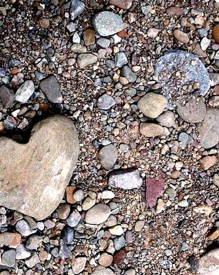 Photograph - Heart Of Stone by Danielle R T Haney