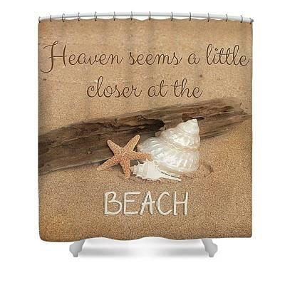 Photograph - Heaven Seems A Little Closer At The Beach by Teresa Wilson