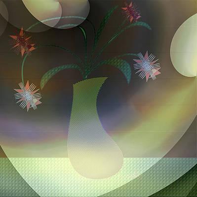 Digital Art - Heirloom by Iris Gelbart