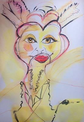 Painting - Hello Sunshine  by Judith Desrosiers