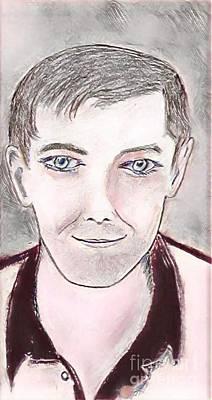 Drawing - Henri by Manuel Matas