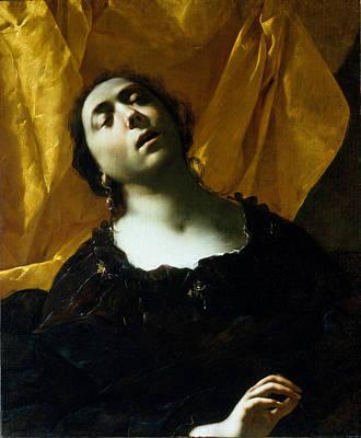Painting - Herodias by Francesco Cairo