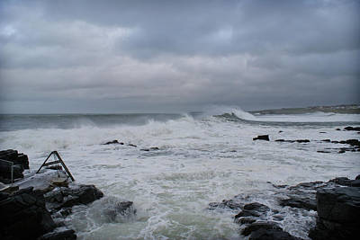 Photograph - Herring Pond, Portstewart by Colin Clarke