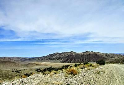 Photograph - High Desert by Marilyn Diaz