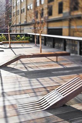 High Line Park Print by Eddy Joaquim