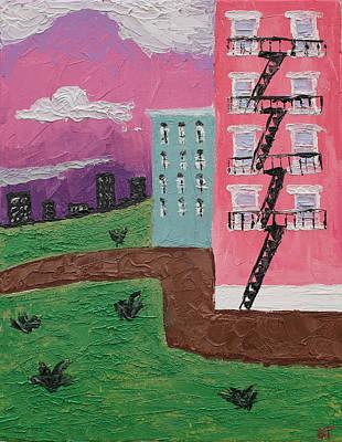 Hillrise Original by Grace Taft