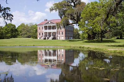 Drayton Hall Photograph - Historic Drayton Hall In Charleston South Carolina by Dustin K Ryan