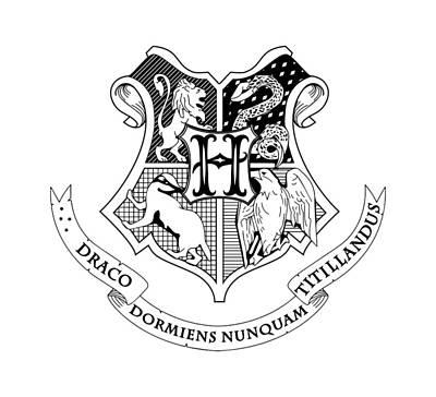 Hogwarts Castle Paintings