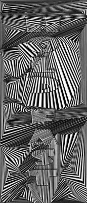 Lucille Ball - Hold Fast by Douglas Christian Larsen