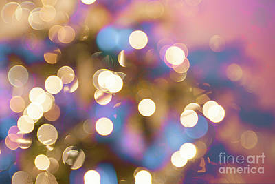 Photograph - Holiday Background by Patricia Hofmeester
