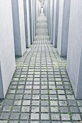 Holocaust Memorial Art Print