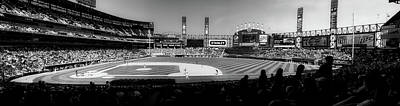 Photograph - Home Of The Chicago White Sox by Mountain Dreams