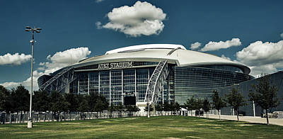 Photograph - Home Of The Dallas Cowboys by L O C