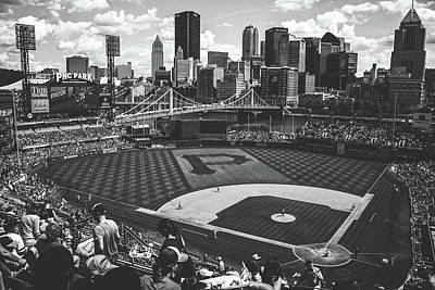 Photograph - Home Of The Pittsburgh Pirates by Unsplash