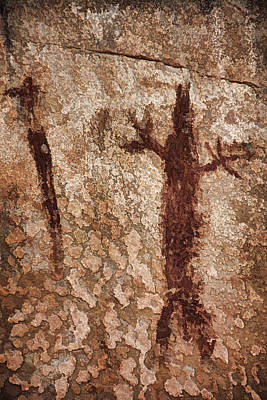 Photograph - Honanki Pictograph2 Pnt by Theo O'Connor