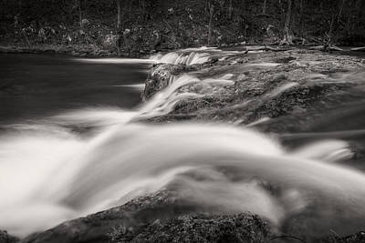 Photograph - Honey Creek by Ricky Barnard