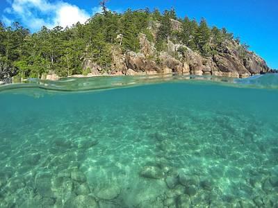 Photograph - Hook Island, Whitsundays by Keiran Lusk