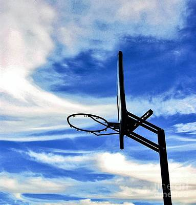 Photograph - Hoop Dreamz by Angela J Wright