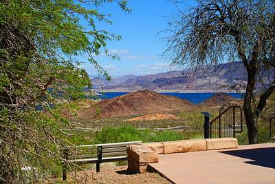 Photograph - Hoover Dam Visitor Center by Kathryn Meyer