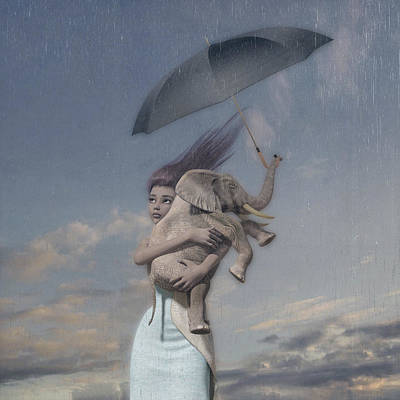 Surrealism Digital Art - Hope by Betsy Knapp