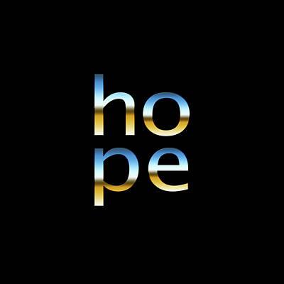 Hope Original by Bill Owen