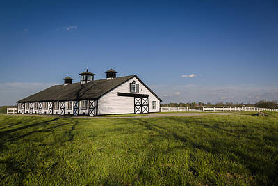 Photograph - Horse Barn by Jack R Perry