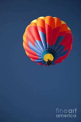 Photograph - Hot Air Balloon by Bryan Mullennix