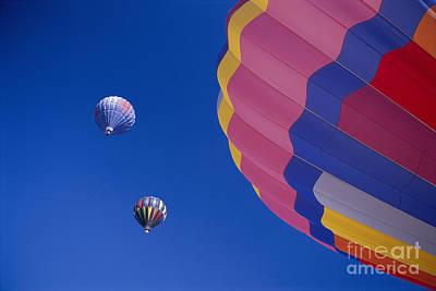 Hot Air Balloons Art Print by Greg Vaughn - Printscapes